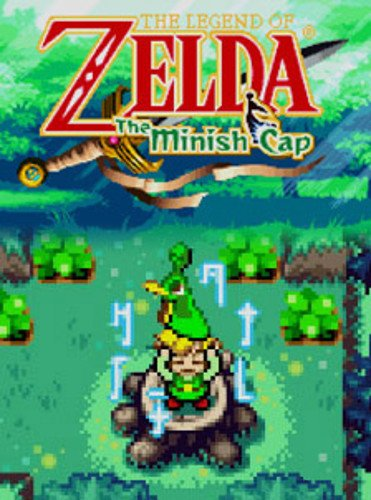 The Legend of Zelda: The Minish Cap - Wii U [Digital Code]