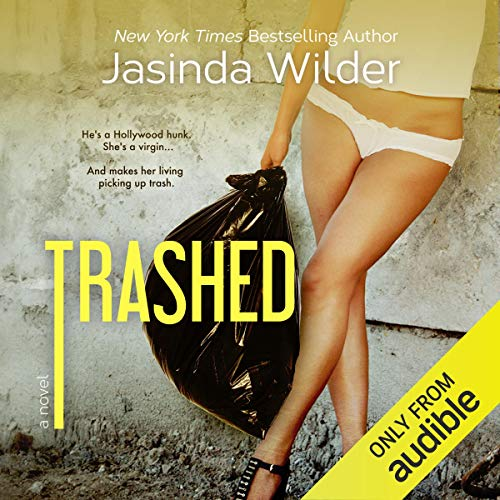 Page de couverture de Trashed
