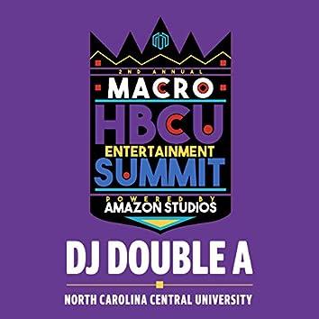 DJ Double A - N.C. Central University