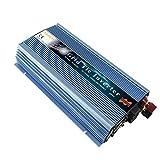 Marsrock 1000W Grid Tie Solar Inverter, 20-50V DC to AC 120V/220V Pure Sine