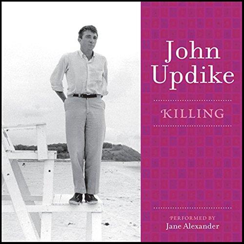 Killing audiobook cover art