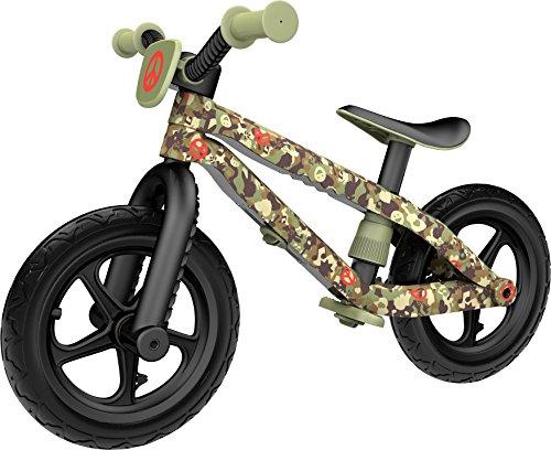 Chillafish BMXie-RS Army of Love Bicicleta de Aprendizaje,
