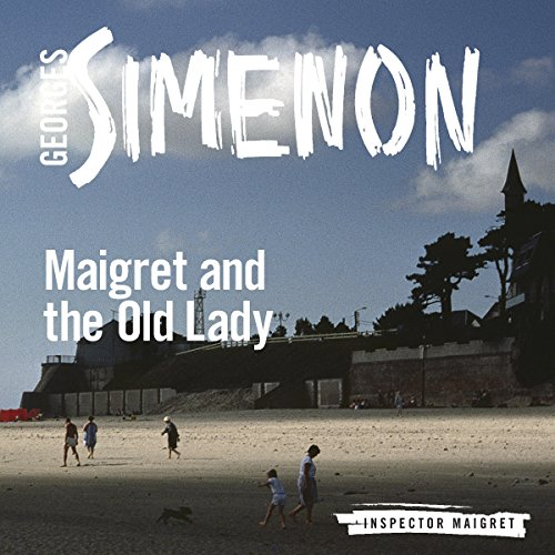 Maigret and the Old Lady cover art