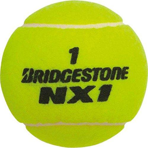 BRIDGESTONE(ブリヂストン)NX1テニスボール(4個入り)BBANX1