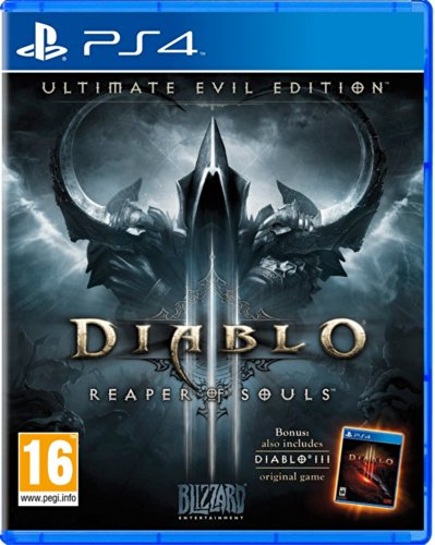 ACTIVISION - Activision Diablo 3 Ultimate Evil Edition Ps4 - 87178SP
