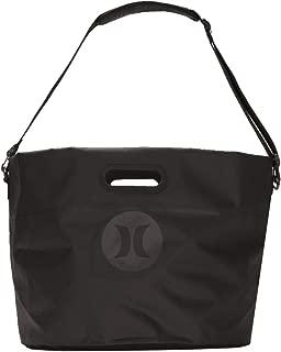 Black Hurley HU0019 Mens Wet//Dry Large Gear Bag OS
