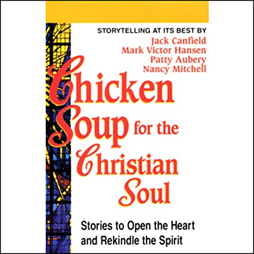 『Chicken Soup for the Christian Soul』のカバーアート