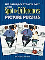 The Saturday Evening Post MORE Spot the Differences Picture Puzzles (Dover Children's Activity Books)