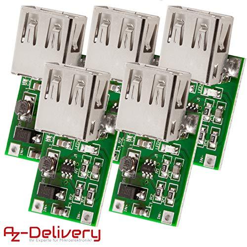 TPS40057 DC-DC Step down Spannungswandler Modul 055L wie LM2596S 35V//5A Arduino