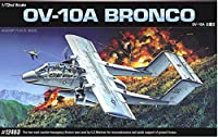 1/72 ノースアメリカン COIN機 OV-10 ブロンコ アメリカ空軍仕様 ACADEMY