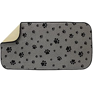 Kitchen Basics 590101 Pet Bowl Mat