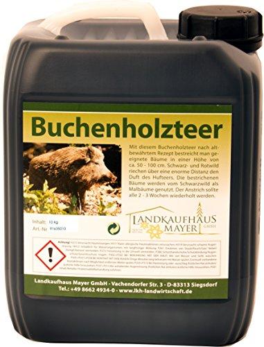 Landkaufhaus Buchenholzteer Lockmittel für den Malbaum 10kg