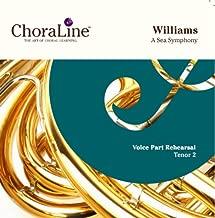 Vaughan Williams A Sea Symphony TENOR 2 Rehearsal CD