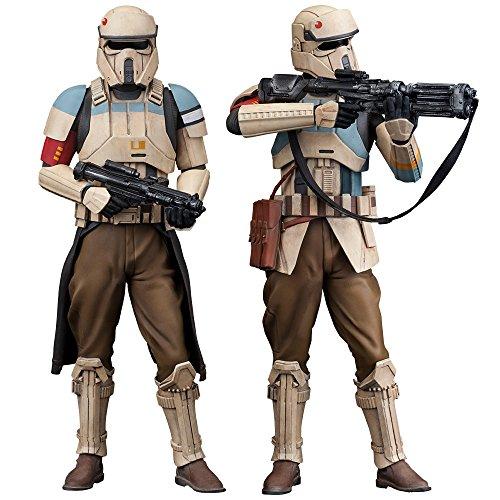 Kotobukiya Star Wars Rogue One Shoretrooper Figur, 18 cm, 4934054903221