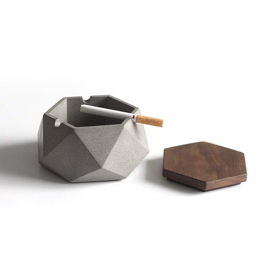 起業家画像明らかにタバコのための大きい防風灰皿パティオのための屋外の灰皿家/オフィスのための美しい卓上の煙の灰皿