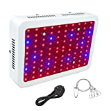 WYZM 1000W LED Grow Light,1000W HPS Replacement,Full Spectrum for Indoor Growing Plants Greenhouse and...