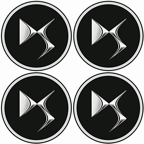Embleme Radnabenkappen Aufkleber Nabendeckel Rund 56 mm Art.Nr.ECDS56