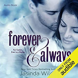 Forever & Always audiobook cover art