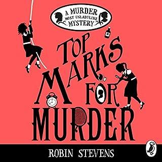 Top Marks for Murder cover art