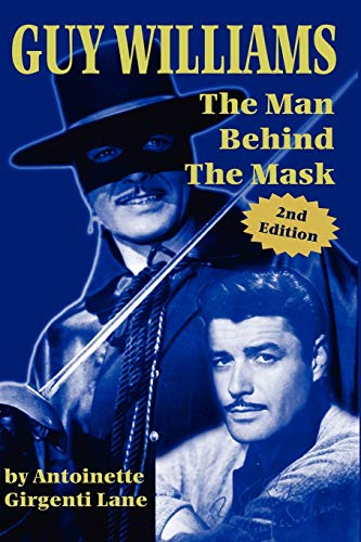 Guy Williams: The Man Behind the Mask