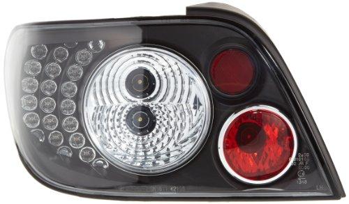 FK Automotive FKRLXLCI8001 - Faros Traseros LED para Citroen Xsara N6, año 97-03, Color Negro
