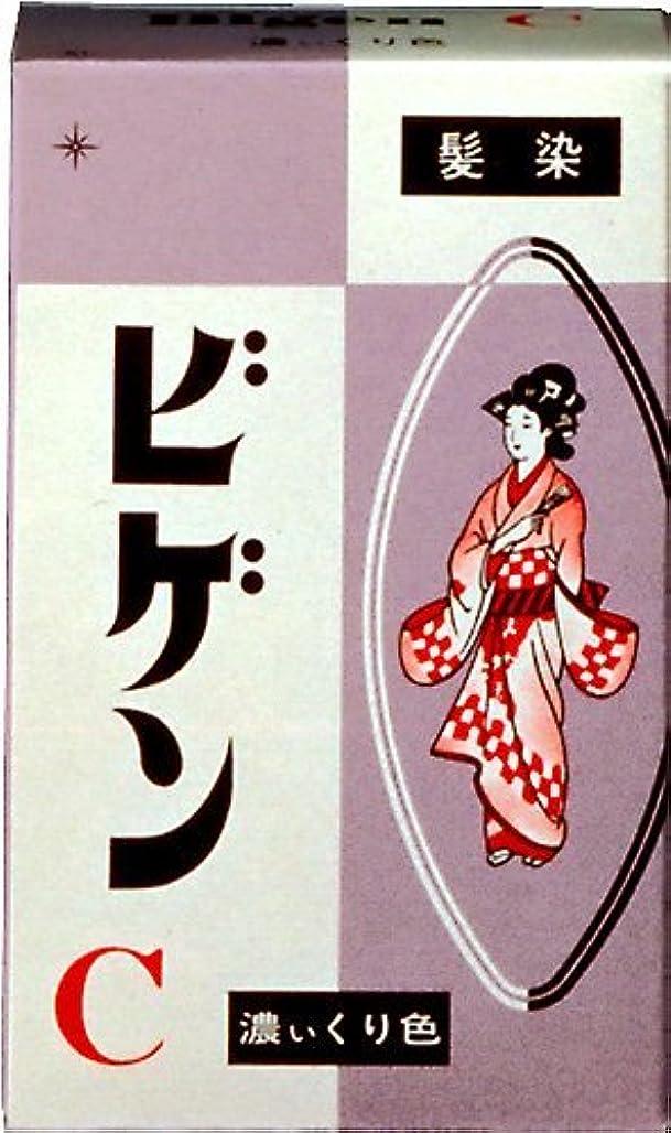 クラブ空モーテルホーユー ビゲン C (濃い栗色) 6g ×6個