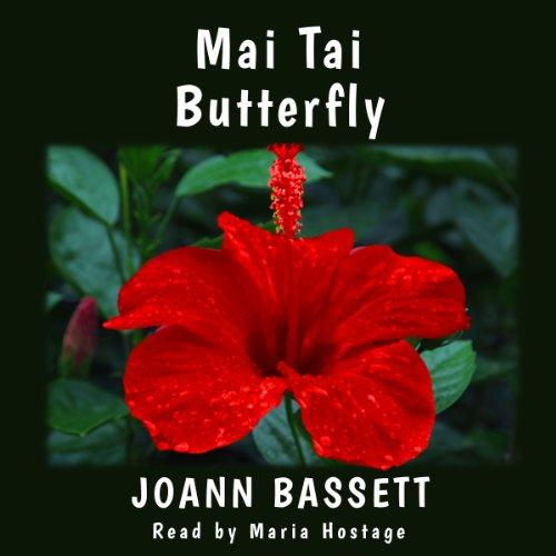 Mai Tai Butterfly audiobook cover art