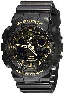 G-Shock Men's GA100 Camo Dial Watch