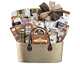Gourmet Gift Basket- The Extravagant Gourmet Choice Gift Basket by Wine Country Gift Baskets Perfect For...
