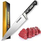 Best Chefs Knives - STEINBRÜCKE Chef Knife, 8 inch Pro Kitchen Knife Review