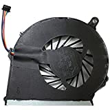 Ventilador de refrigeración de CPU de repuesto para portátil HP COMPAQ CQ58 G58 DFS531205MC0T