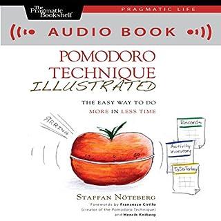 Pomodoro Technique Illustrated cover art