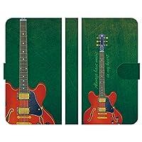 ブレインズ Galaxy S6 SC-05G 手帳型 ケース カバー セミアコギター いのもとまさひろ ギター セミアコ セミアコースティック guitar jazz
