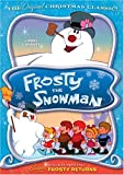 Get Frosty the Snowman on DVD at Amazon