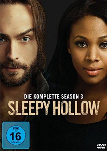 Sleepy Hollow - Die komplette Season 3 [DVD]
