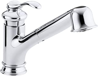 KOHLER Fairfax(R) Single Three-Hole Sink 9