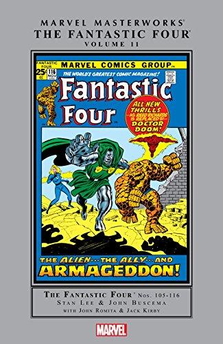 Fantastic Four Masterworks Vol. 11 (Fantastic Four (1961-1996)) (English Edition)