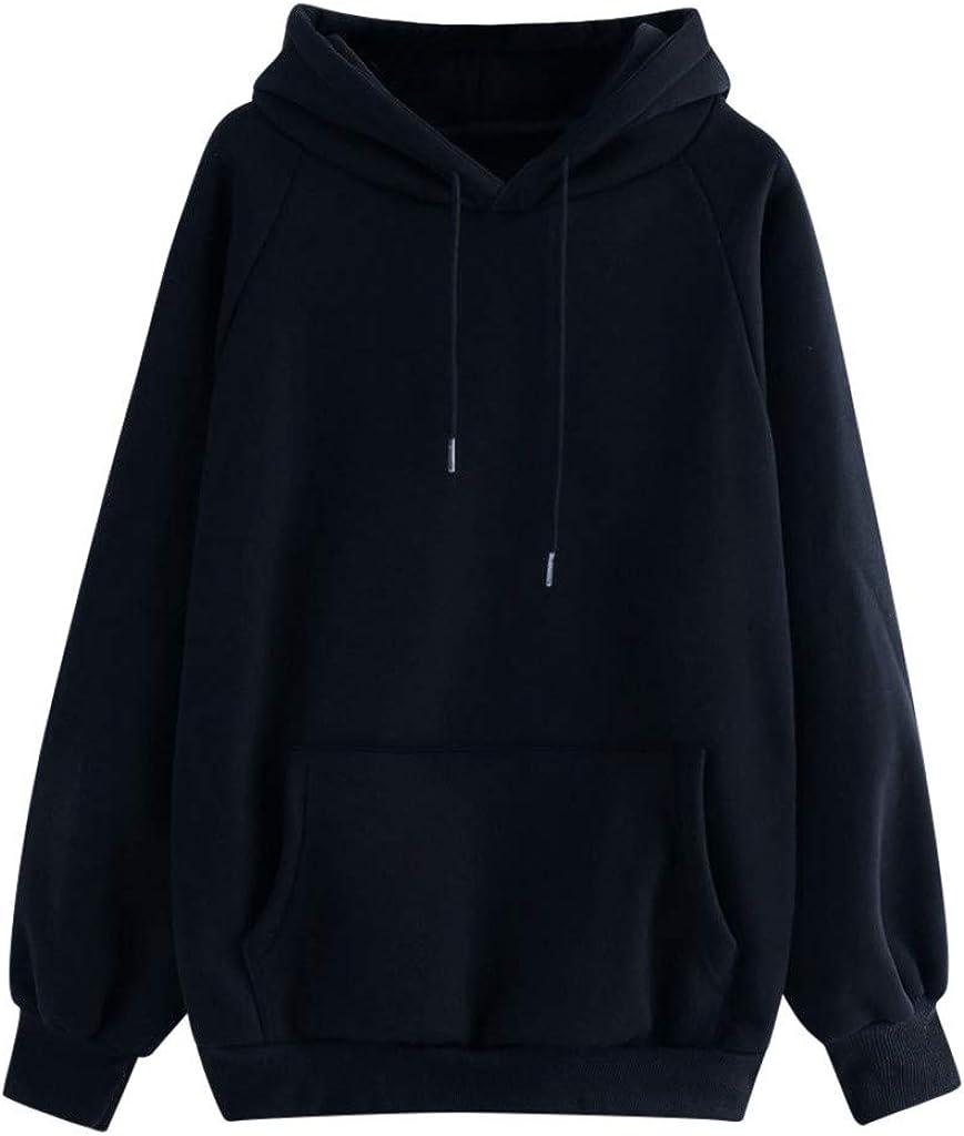 Womens Cute Hoodies, Womens Long Sleeve Cute Graphic Hoodie and Sweatshirt Crewneck Loose Casual Pullover Tops