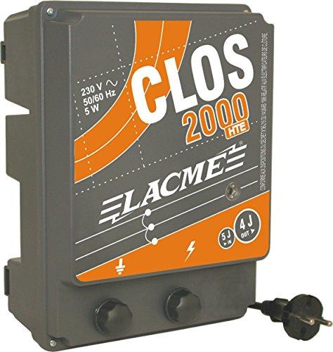 Lacme Weidezaungerät Netzgerät CLOS 2000 HTE
