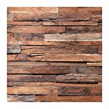akaddy Retro Wood Photography Backdrops Studio Video Photo Background Decor (YY18)