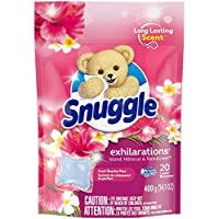 20-Count Snuggle Scent Boosters in-Wash Laundry Scent Pacs