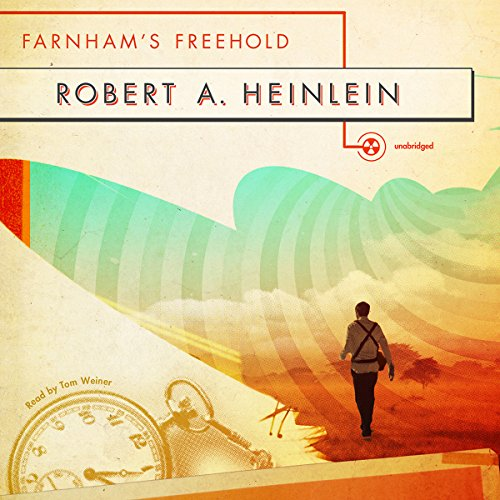 Farnham's Freehold audiobook cover art