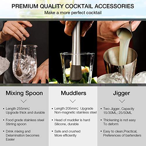 Cocktail Shaker Set - 6