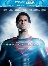 Man Of Steel [Edizione: Regno Unito] [Reino Unido] [Blu-ray]