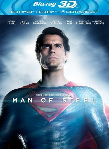 Man of Steel 3d [Blu-ray] [Import]