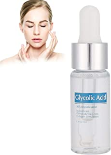 Glycolzuur Serum Acneverwijdering Whitening Huidverzorging Vloeibaar Whitening Serum Huidverzorging Serum Hydraterende ser...