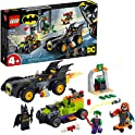 LEGO DC Batman vs. The Joker Batmobile Chase Building Toy