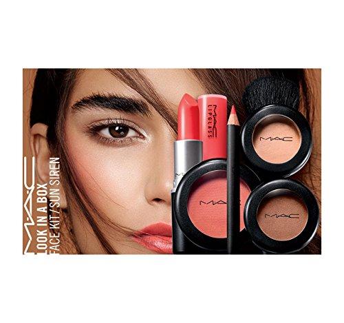 MAC Look In A Box, Juego de maquillaje - 7 piezas