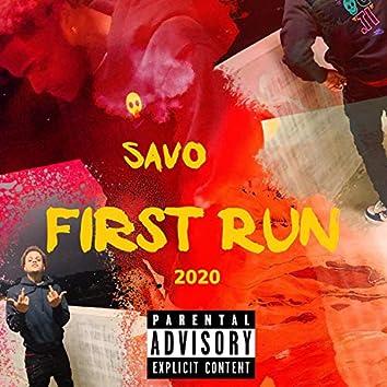 First Run 2020