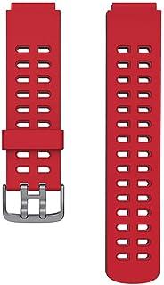 Gmuret Bracelets de Remplacement pour Montre Intelligente ID205 ID205L ID205S, Bandes de Remplacement en Silicone Bracelet...